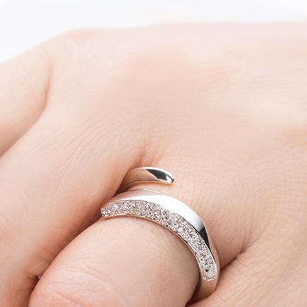 ダイヤモンドリング Type-A