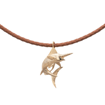 SV MARLIN PENDANT NECKLACE Type A