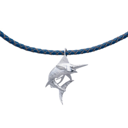 SV MARLIN PENDANT NECKLACE Type B