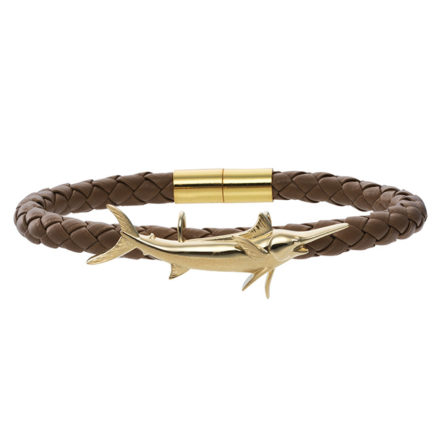 SV MARLIN BRACELET GOLD PLATED
