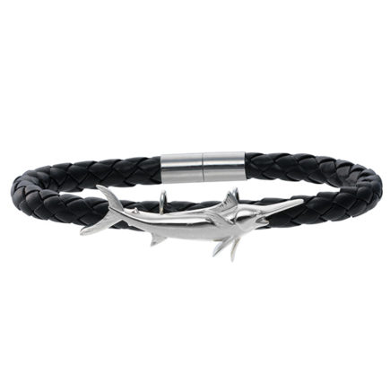 SV MARLIN BRACELET PLATINUM PLATED